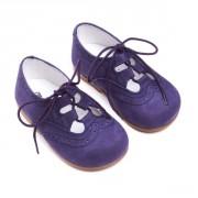 Inglesitos ante violeta